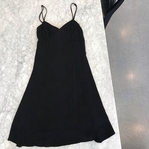 H&M Divided Little Black Dress